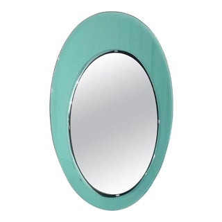 Cristal Art Beveled Mirror For Sale