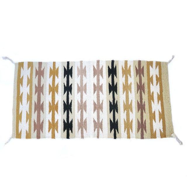 Vintage Navajo Style Rug - 2′6″ × 5′1″ For Sale - Image 4 of 4
