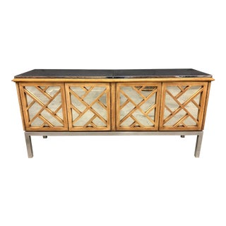 20th Century Chippendale Credenza For Sale