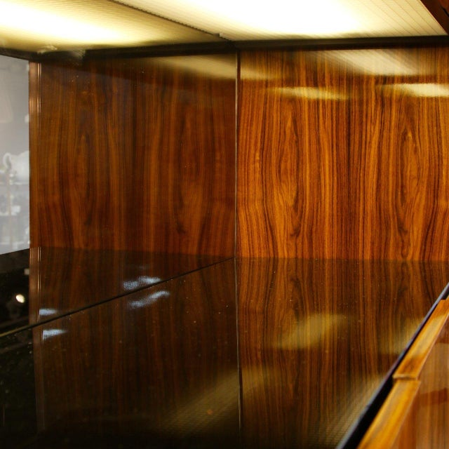 Leon Rosen for Pace Illuminated Double Bar - Image 5 of 7