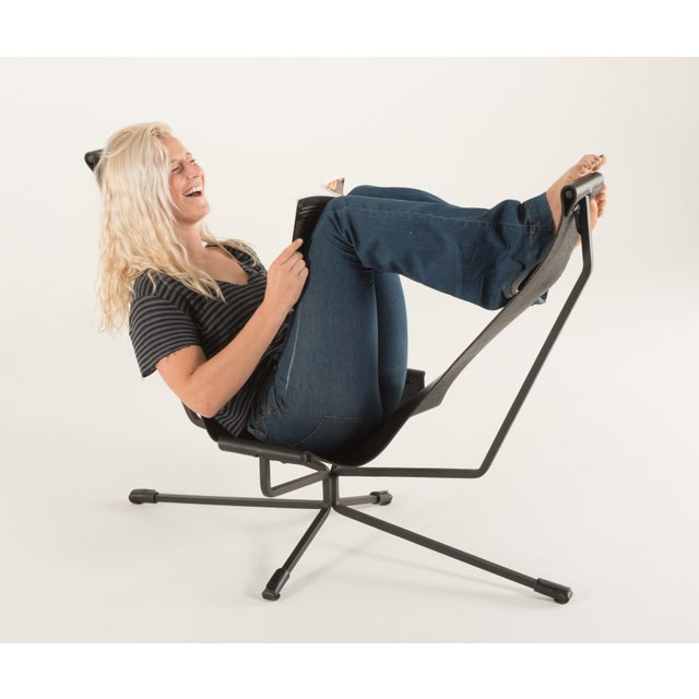 Wenger Designs Reading & Lounge Chair U Chair For Sale - Image 4 of 7