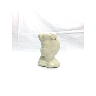 Glamour Girls Ironstone Lady Head Vase Preview