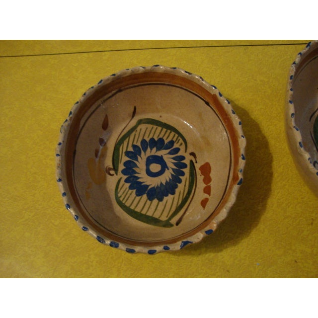 Mexican Tlaquepaque Nesting Bowls - Set of Four - Image 4 of 10