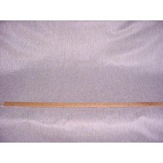 6-7/8y Romo Black Rb7649 Mari White Pepper Metallic Weave Upholstery Fabric For Sale