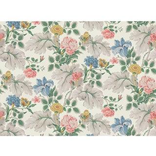 Carnation Garden Mural Wallpaper by Borastapeter Wallpaper - This Is a Sample For Sale