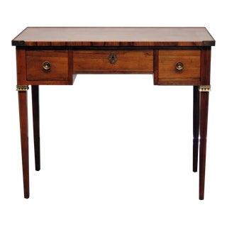 Baker Regency Style Rosewood Desk