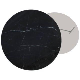 Black Marble Zorro Coffee Table, Note Design Studio For Sale