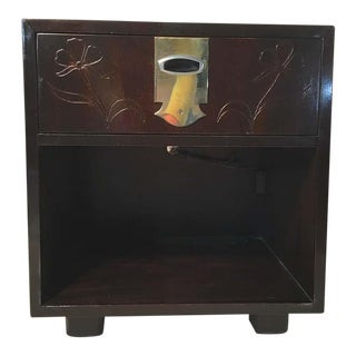Max Kuehne Style Nightstand For Sale