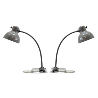 Kandem for Leuchtenbau Leipzig Task Lamps For Sale