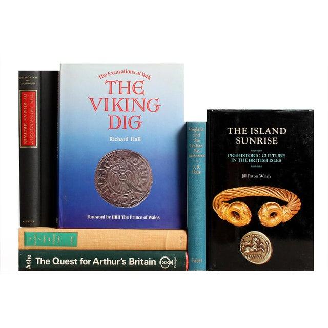 Great Britain: Archaeology & Culture Books - Set of 6 - Image 1 of 2