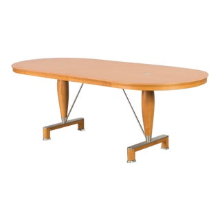 Chi Wing Lo for Giorgetti Georgette Oblong Table For Sale
