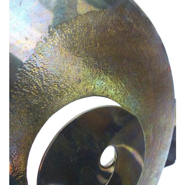 Vintage Brass Kinetic Sculpture - Image 6 of 10
