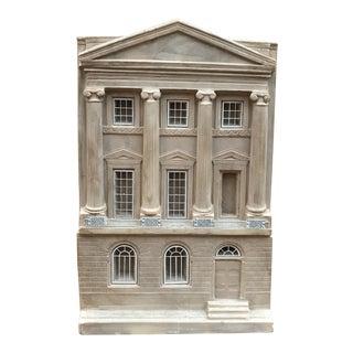 Timothy Richards Handmade Lichfield House Miniature