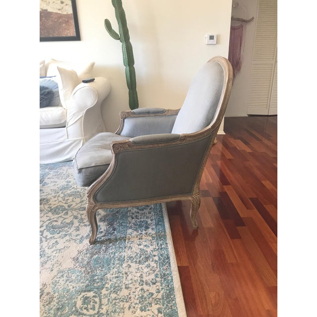 French Restoration Hardware Lyon Chair For Sale - Image 3 of 3