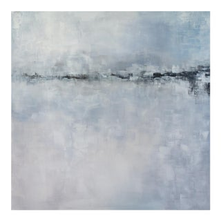 Dolores Tema, 'Castles in the Sky ', 2019, Minimalist Contemporary Abstract Horizon Landscape Acrylic Painting