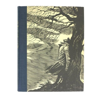 """Wuthering Heights"" by Emily Brontë With Fritz Eichenberg Engravings For Sale"