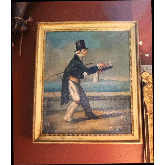 19th Century Italian Painting For Sale - Image 10 of 11