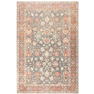 Antique Persian Tabriz Rug - 8′ × 11′ For Sale