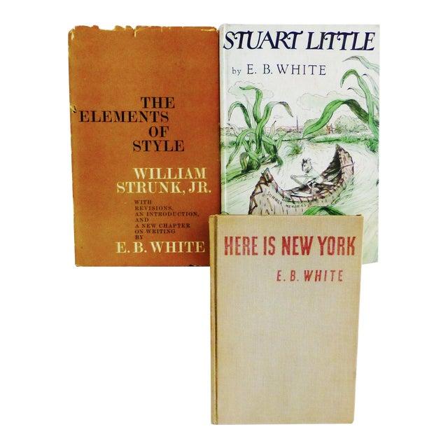 E.B. White Vintage Books - Set of 3 - Image 1 of 10