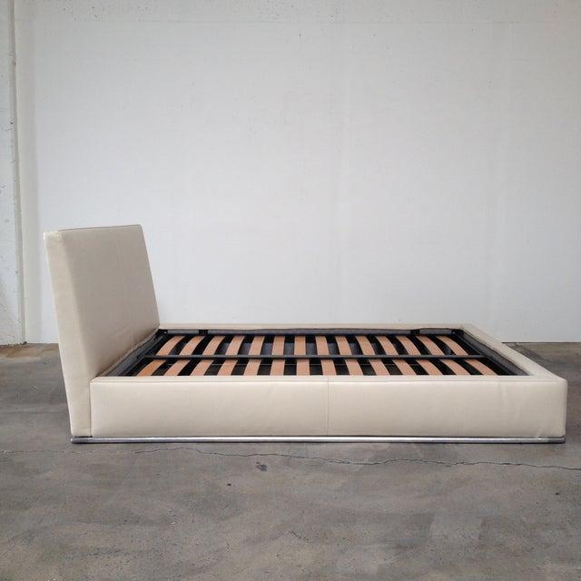 B&B Italia B&B Italia Marcel Queen Bed For Sale - Image 4 of 7