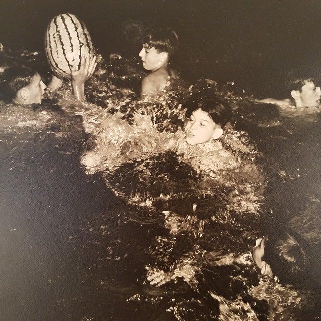 "1940 Fritz Roetter ""Watermelon Race - Armour Square Park"" Photo - Image 4 of 7"