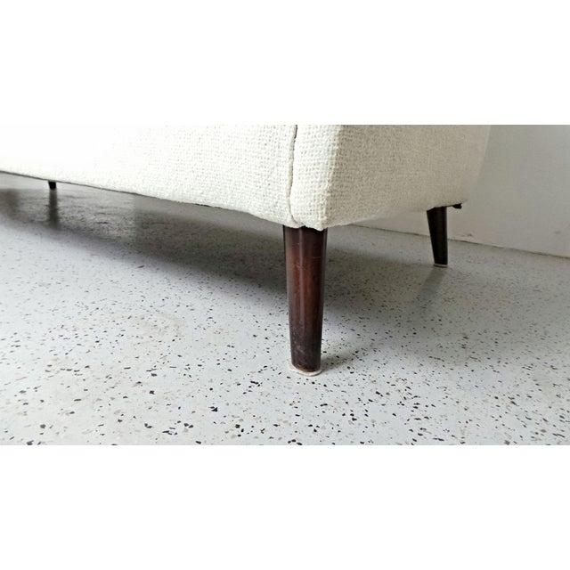 Paul McCobb Planner Group Tweed Sofa - Image 8 of 11
