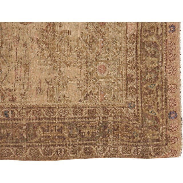 Antique Persian Malayer Rug - 4′1″ × 6′4″ - Image 3 of 3