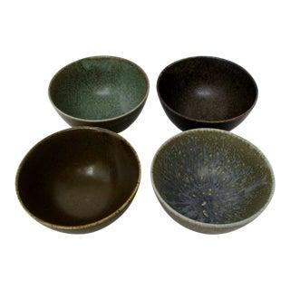 Japanese Porcelain Bowls - Set of 4 For Sale