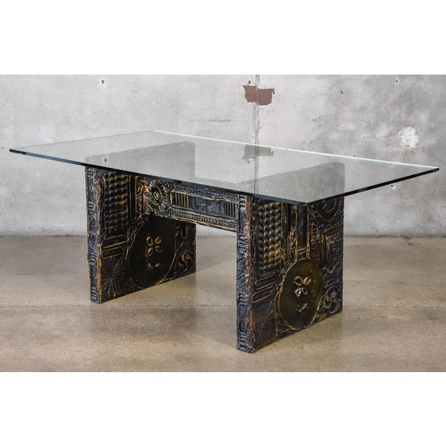Adrian Pearsall Brutalist Dining Table - Image 11 of 11