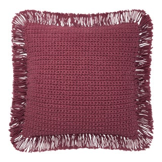 """Justina Blakeney X Loloi Rose 22"""" X 22"""" Cover with Down Pillow For Sale"""