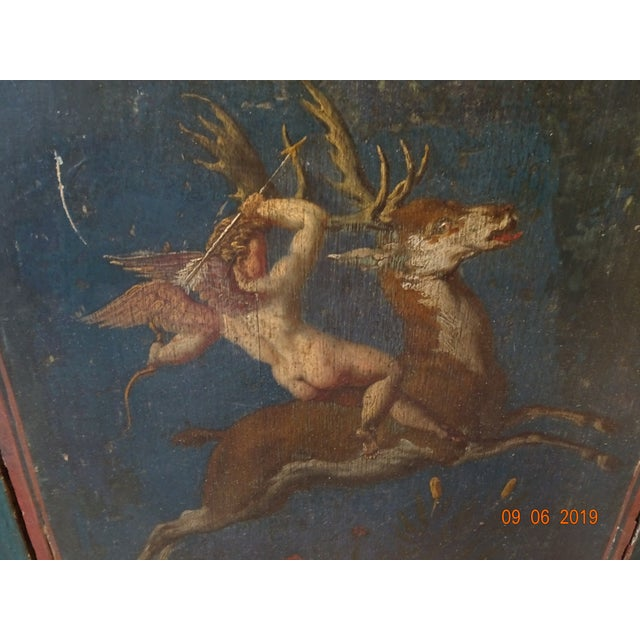 19th Century Italian Panels-a Pair For Sale In New Orleans - Image 6 of 13