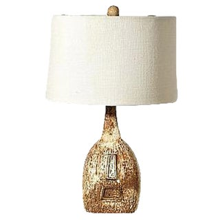 1960s Danish Soholm Ceramic Lamp For Sale