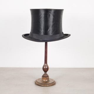 East German Collapsible Silk Top Hat C.1920-1950 Preview
