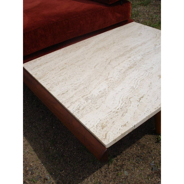Adrian Pearsall-Style Platform Sofa - Image 7 of 11