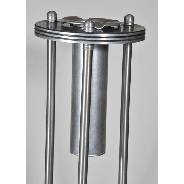 1930s Warren McArthur machine age industrial design Smoke Stand For Sale - Image 5 of 7