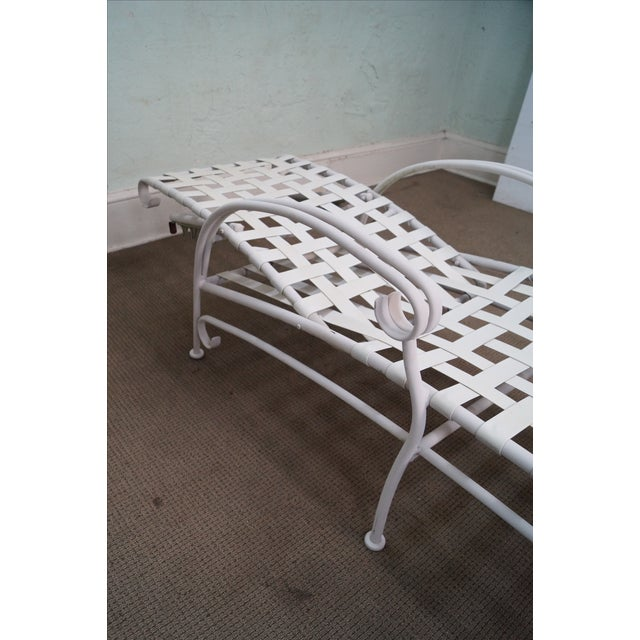 Woodard Ramsgate Patio Chaise Lounge - Image 9 of 10
