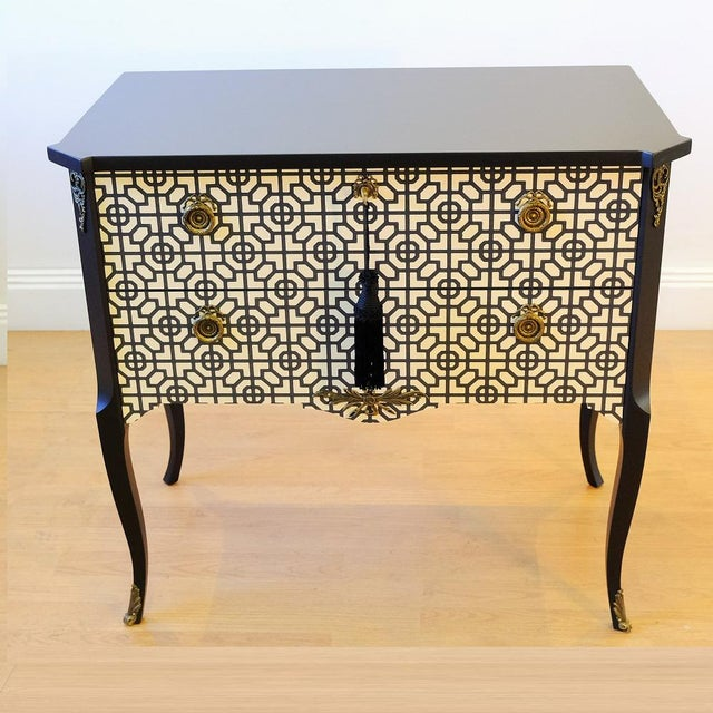 Classic Gustavian Louis XV Style Chest For Sale - Image 12 of 12