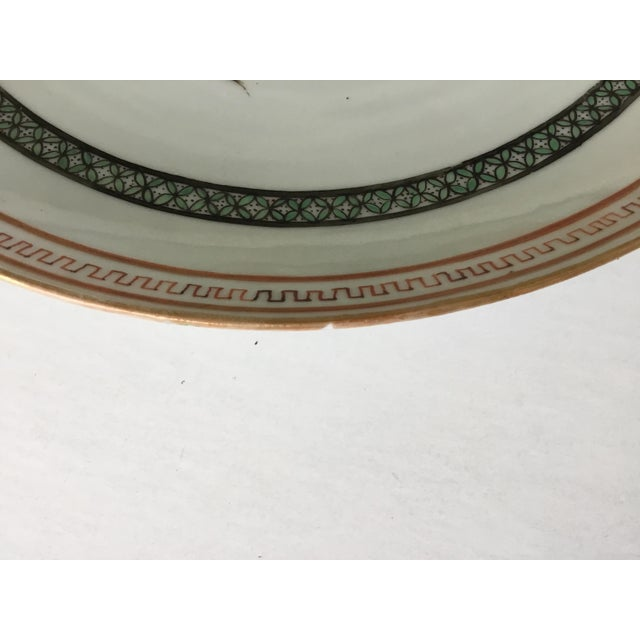 Early 19th Century Chinese Export Plate For Sale In Los Angeles - Image 6 of 11