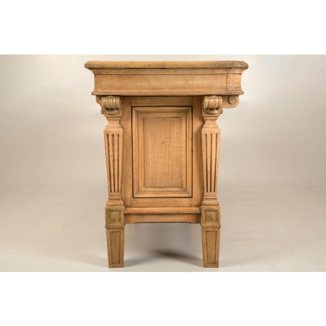 1900 - 1909 Antique French Kitchen Island or Store Fitting From the Early 1900s For Sale - Image 5 of 10