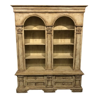 Italian Bookshelf by RenCollection For Sale