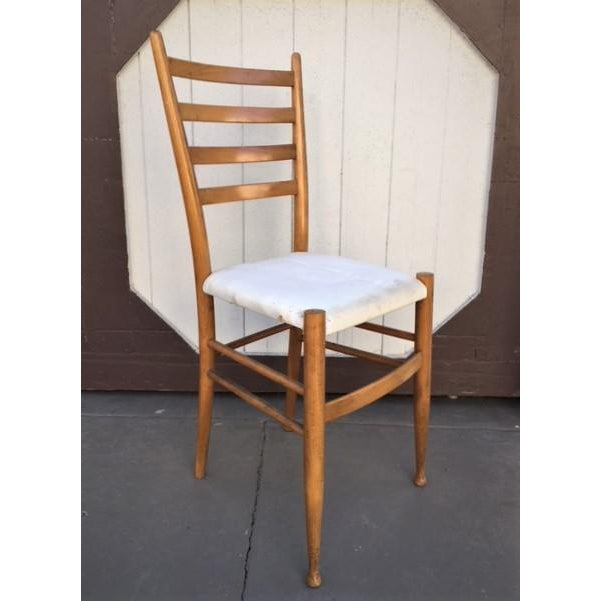Italian Dining Chairs - Set of 6 - Image 4 of 6