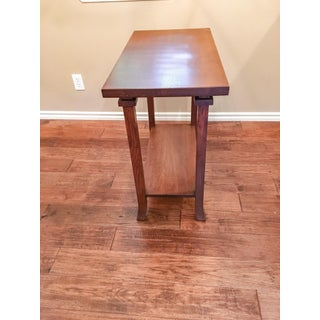 Mission Oak Side Table Preview