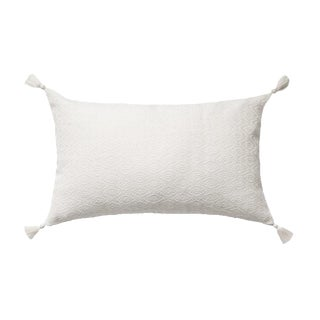 Ivory Chiapas Pillow