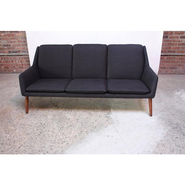 Danish Modern Sofa by Erik Ostermann and H. Høpner Petersen - Image 5 of 9