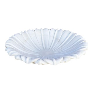 Lotus Marble Plate For Sale