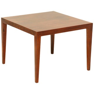 Gorgeous Rosewood Side Table, Denmark, 1960s For Sale