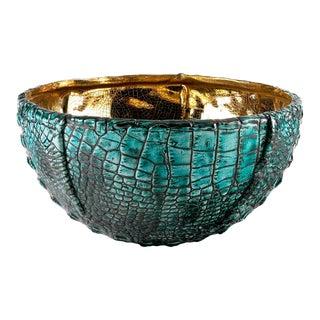 Curated Kravet Rosa Bowl For Sale