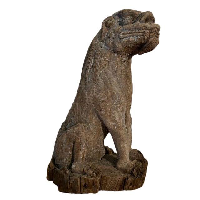 18th Century Foo Dog For Sale