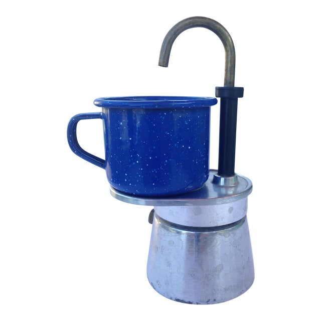 GSI Outdoors Stainless Mini Expresso Maker - Image 1 of 3