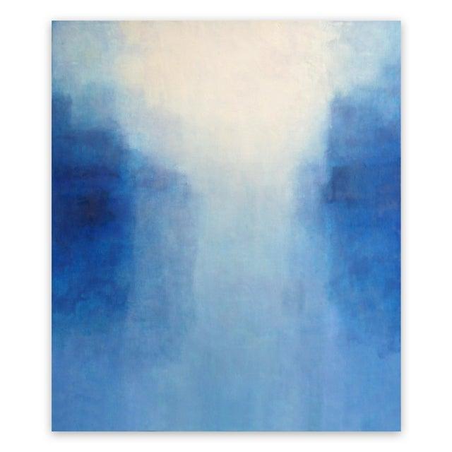 "Janise Yntema Janise Yntema ""Daybreak"", Painting For Sale - Image 4 of 4"